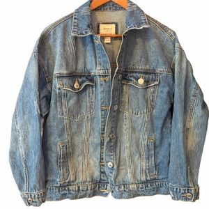 Forever 21 Jeans Jacket, Size Small